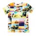 Baskılı Çocuk T-Shirt - 430