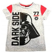 Dark Side Temalı T-Shirt - Y204
