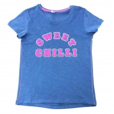 Sweet Chili Baskılı T-Shirt - 426